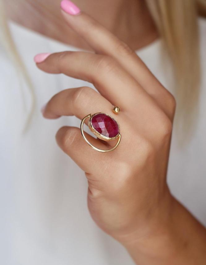 Αίγλη Δαχτυλίδι (+Χρώματα)