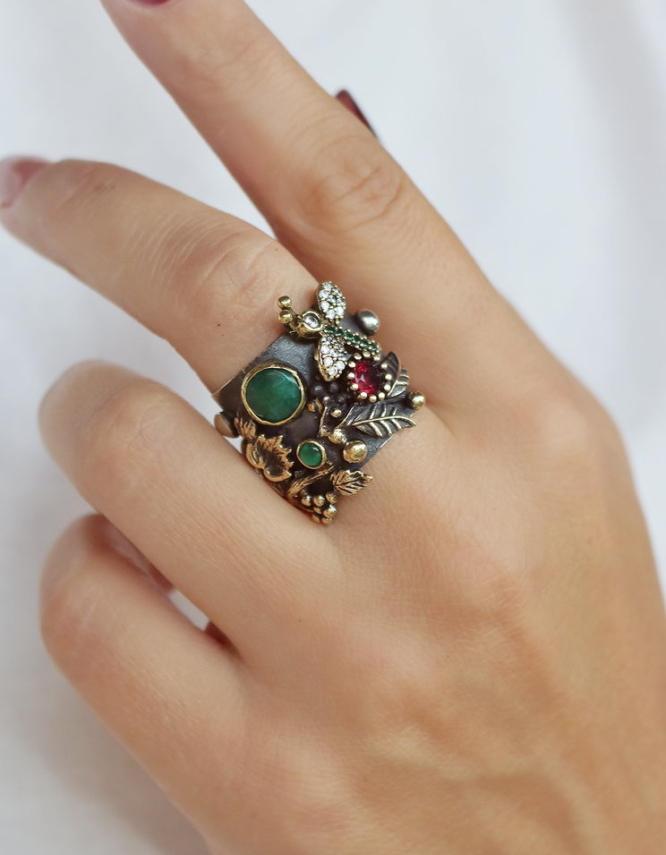 Βενετία 302 Ασήμι 925 Δαχτυλίδι