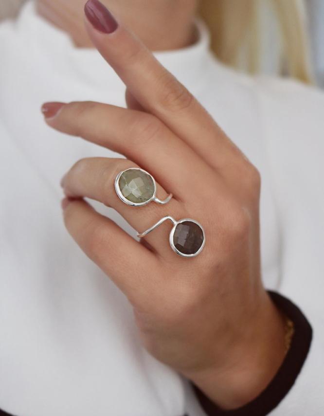 Φοίβη Ασήμι 925 Δαχτυλίδι