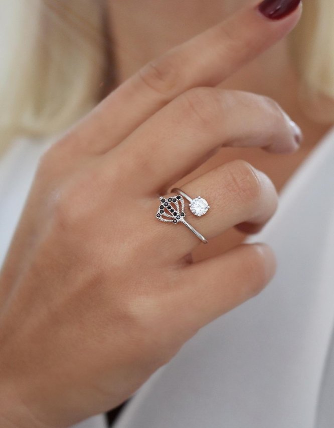 Ηλιάννα Ασήμι 925 Δαχτυλίδι