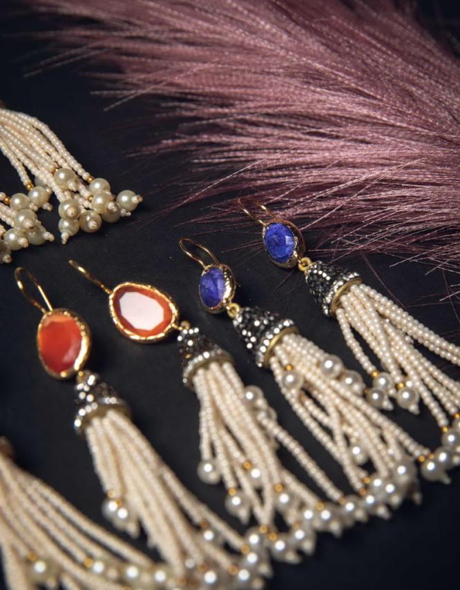 Παυλίνα σκουλαρίκια